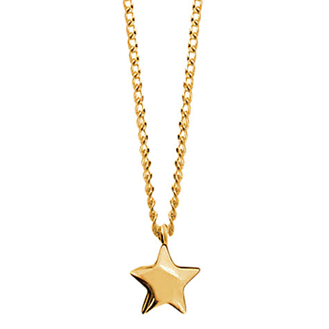 Buy Dinny Hall Bijou Star Chain Pendant Online at johnlewis.com