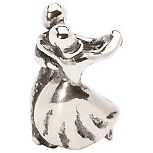 Buy Trollbeads Silver Dancing Bead Online at johnlewis.com