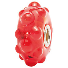 Buy Trollbeads Scarlet Bud Glass Bead Online at johnlewis.com