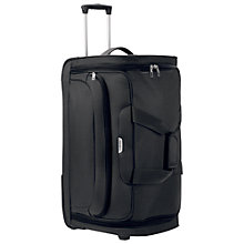 Buy Samsonite New Spark 2-Wheel Duffle Bag, Graphite Online at johnlewis.com