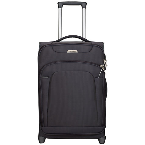 Buy Samsonite New Spark 2-Wheel Cabin Suitcase, Graphite Online at johnlewis.com