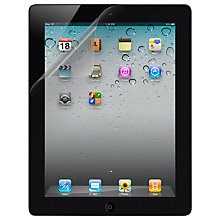 Buy Belkin Screen Overlay for 2nd, 3rd & 4th Generation iPad Online at johnlewis.com