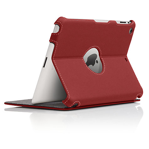 Buy Targus Vuscape Case for iPad mini & iPad mini with Retina display, Red Online at johnlewis.com