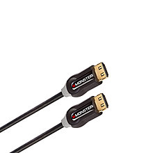 Buy Monster SuperThin HDMI Cable, 1m Online at johnlewis.com