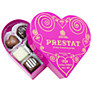 Prestat Assorted Heart Truffle Box, 105g