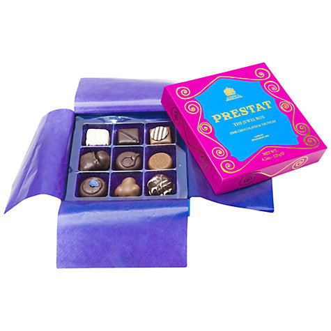 Buy Prestat Assorted Jewel Truffle Box, 120g Online at johnlewis.com