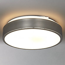 Buy John Lewis Lipco Sensor Flush Bathroom Ceiling Light Online at johnlewis.com