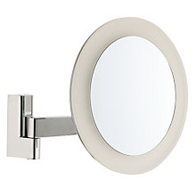 Buy Astro Niimi Wall Mirror LED Bathroom Light Online at johnlewis.com