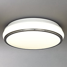 Buy John Lewis Torus Flush Bathroom Ceiling Light Online at johnlewis.com