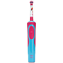 Buy Braun Oral B Vitality Kids Princess Electric Toothbrush Online at johnlewis.com