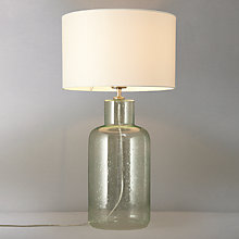 Buy John Lewis Heather Bubble Glass Table Lamp Online at johnlewis.com