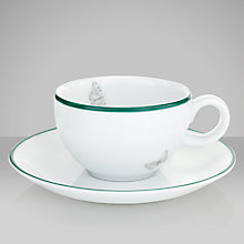 Buy John Lewis Botanist Teacup and Saucer Online at johnlewis.com