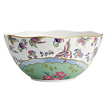 Buy Wedgwood Butterfly Bloom Bowl, Dia.25cm Online at johnlewis.com