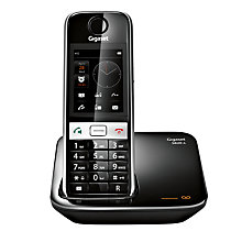 Buy Gigaset S820A Digital Touch Screen Telephone and Answer Machine, DECT Online at johnlewis.com