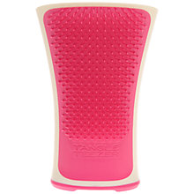 Buy Tangle Teezer Aqua Splash Brush, Pink Online at johnlewis.com