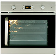 Buy Beko OIF22301XR Single Electric Oven, Stainless Steel Online at johnlewis.com