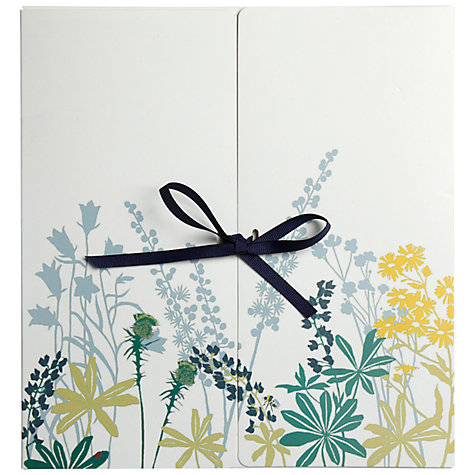 Buy John Lewis Botanist Drawer Liners, Pack of 6 Online at johnlewis.com