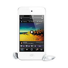 Buy Apple iPod touch 4th Generation, 16GB, White Online at johnlewis.com