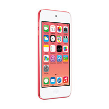 Buy Apple iPod touch 5th generation, 16GB, Pink Online at johnlewis.com