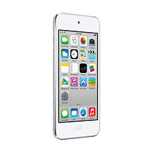 Buy Apple iPod touch 5th generation, 32GB, White Online at johnlewis.com