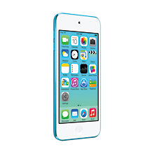 Buy Apple iPod touch 5th generation, 16GB, Blue Online at johnlewis.com