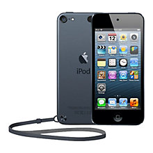 Buy Apple iPod touch 5th generation, 64GB, Black Online at johnlewis.com