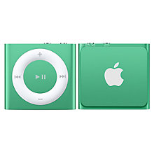 Buy Apple iPod shuffle, 2GB, Green Online at johnlewis.com