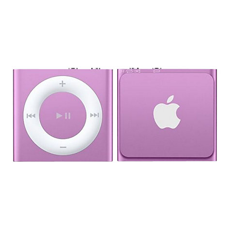 Buy Apple iPod shuffle, 2GB Online at johnlewis.com
