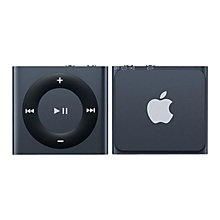 Buy Apple iPod shuffle, 2GB, Slate Online at johnlewis.com