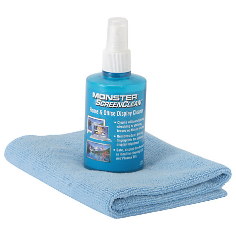 Buy Monster Ultimate Performance TV Screen Cleaner Online at johnlewis.com