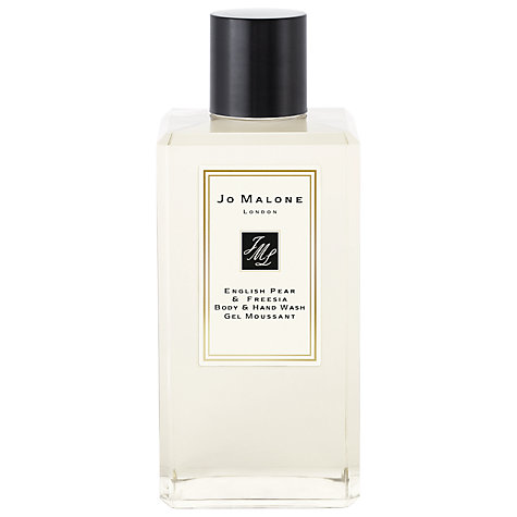 Buy Jo Malone™ English Pear & Freesia Body and Hand Wash, 250ml Online at johnlewis.com