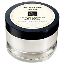 Buy Jo Malone™ Nectarine Blossom & Honey Body  Crème, 175ml Online at johnlewis.com