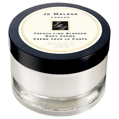 Buy Jo Malone™ French Lime Blossom Body Crème, 175ml Online at johnlewis.com