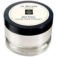 Buy Jo Malone™ Red Roses Body Crème, 175ml Online at johnlewis.com