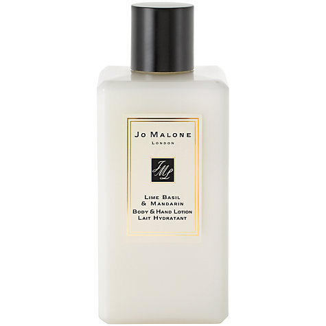 Buy  Lime Basil & Mandarin Body & Hand Lotion, 250ml Online at johnlewis.com