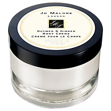 Buy Jo Malone™ Nutmeg & Ginger Body Crème, 175ml Online at johnlewis.com