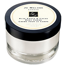 Buy Jo Malone™ Blue Agava & Cacao Body Crème, 175ml Online at johnlewis.com