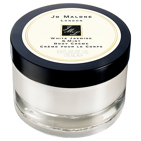 Buy Jo Malone™ White Jasmine & Mint Body Crème, 175ml Online at johnlewis.com