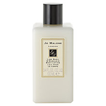 Buy Jo Malone™ Lime Basil & Mandarin Body & Hand Lotion, 100ml Online at johnlewis.com