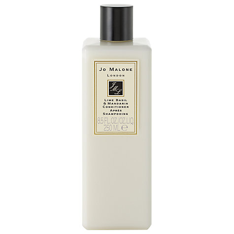 Buy Jo Malone™ Lime Basil & Mandarin Conditioner, 250ml Online at johnlewis.com
