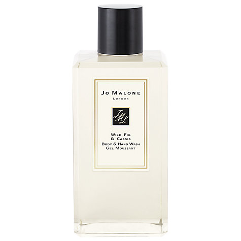 Buy Jo Malone™ Wild Fig & Cassis Body & Hand Wash, 250ml Online at johnlewis.com