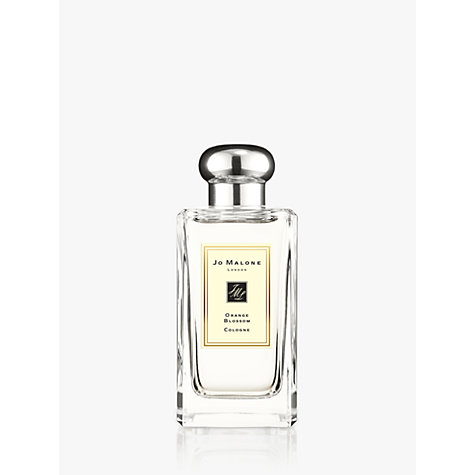 Buy Jo Malone London Orange Blossom Cologne, 100ml Online at johnlewis.com
