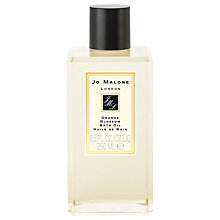 Buy Jo Malone™ Orange Blossom Bath Oil, 250ml Online at johnlewis.com