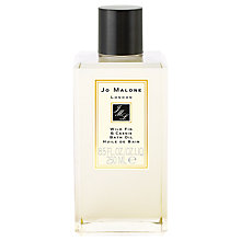 Buy Jo Malone™ Wild Fig & Cassis Bath Oil, 250ml Online at johnlewis.com
