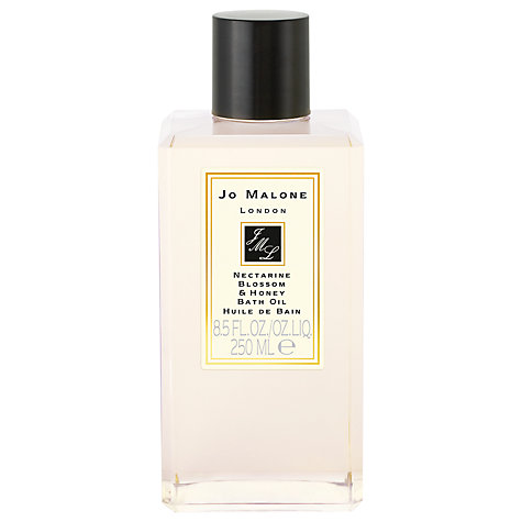 Buy Jo Malone™ Nectarine Blossom & Honey Bath Oil, 250ml Online at johnlewis.com