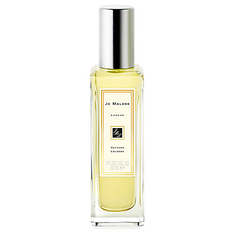 Buy Jo Malone™ Vetyver Cologne, 30ml Online at johnlewis.com