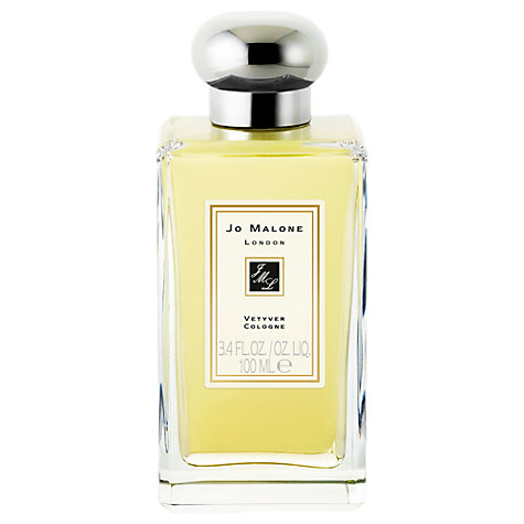 Buy Jo Malone™ Vetyver Cologne, 100ml Online at johnlewis.com
