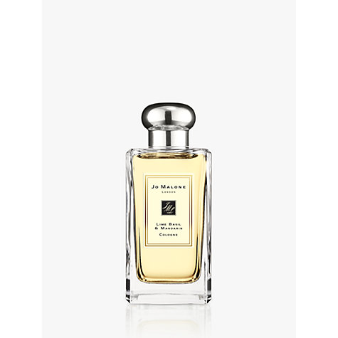 Buy Jo Malone London Lime Basil & Mandarin Cologne, 100ml Online at johnlewis.com