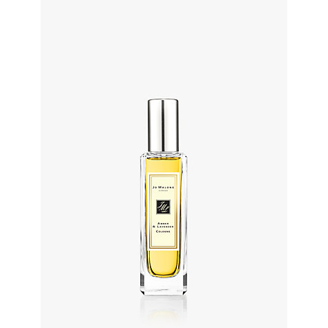 Buy Jo Malone London Amber & Lavender Cologne, 30ml Online at johnlewis.com