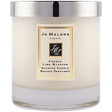 Buy Jo Malone™ French Lime Blossom Home Candle, 200g Online at johnlewis.com